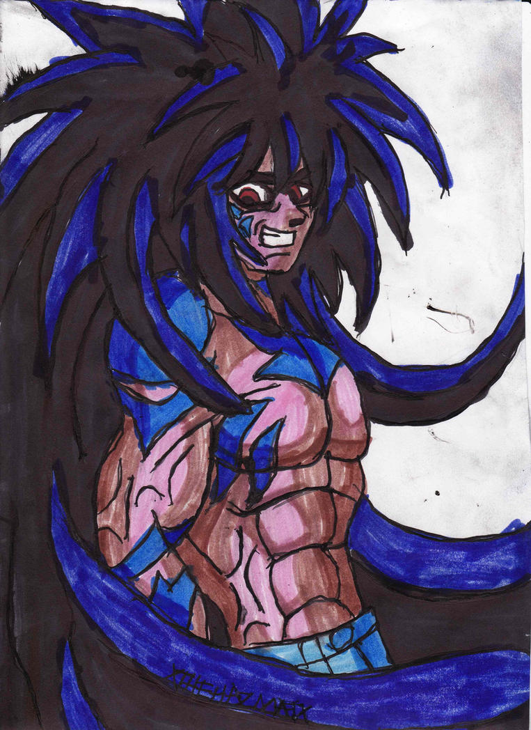 Crazy demon yusuke by chahlesxavier on deviantart for Yusuke demon