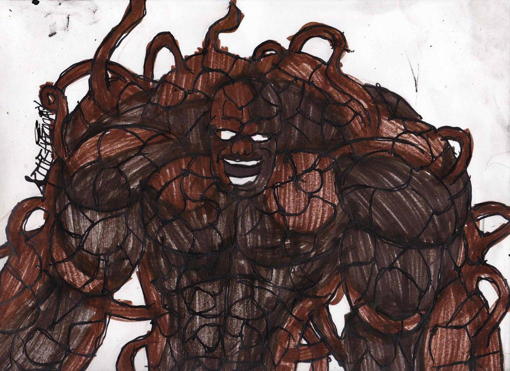 Symbiote Thing by ChahlesXavierSymbiote Thing
