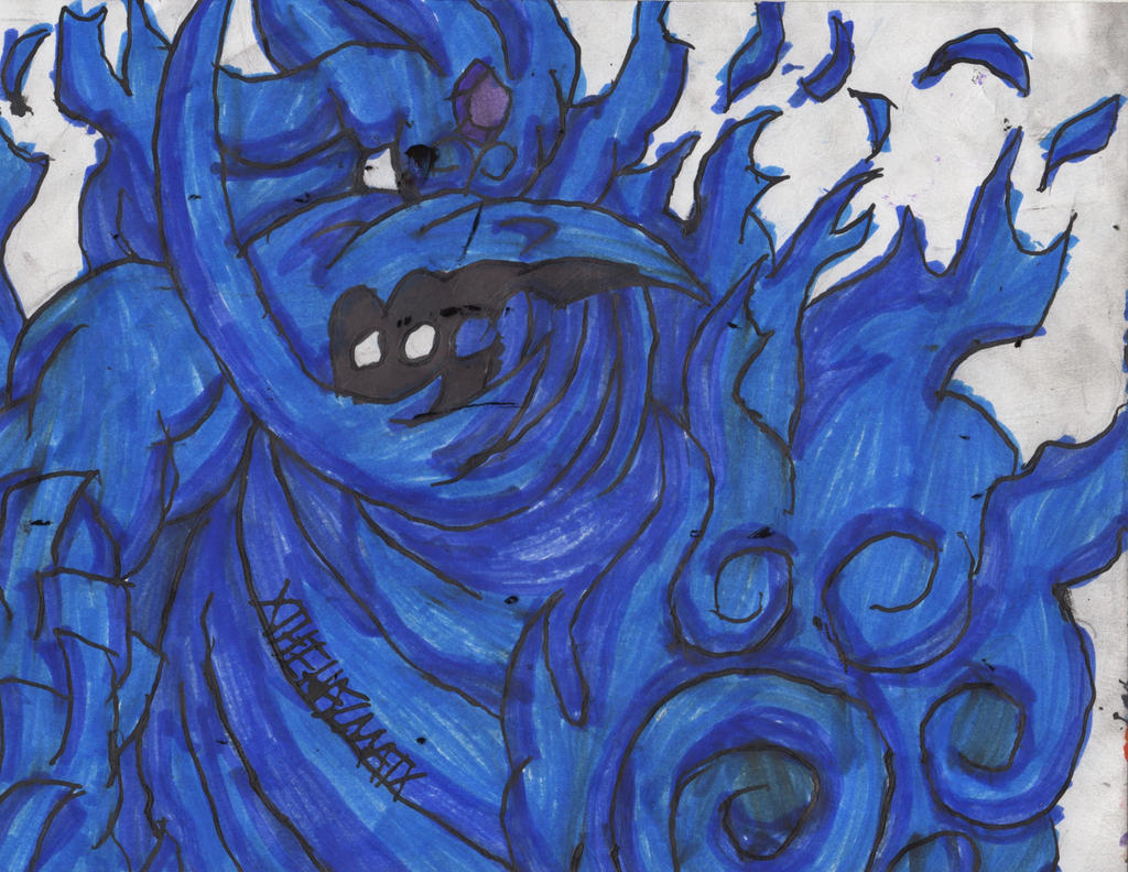 Sasuke's final susanoo by ChahlesXavier on deviantART