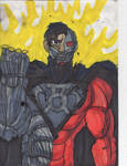 Cyborg superman again