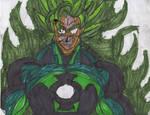 Ion Goku by ChahlesXavier