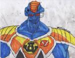 Request: Sinestro corps Butta by ChahlesXavier
