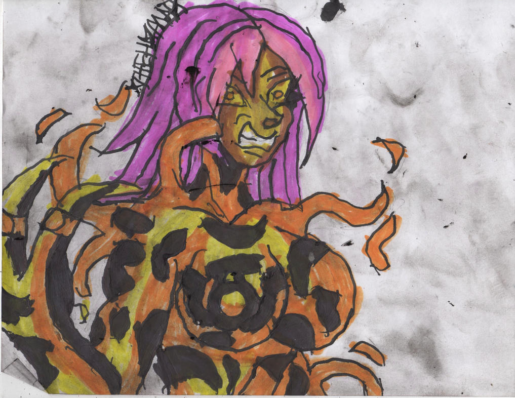 All Shall Fear Donna Diego, I Am Scream! by ChahlesXavier ...