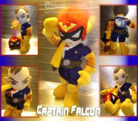 Captain Falcon Plushie