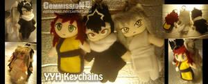 YYH Keychains