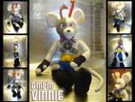 BMFM- Vinnie Plushie by eERIechan