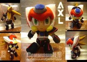 Commission- Axl V2
