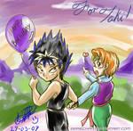 Happy birthday Taki :D by eERIechan