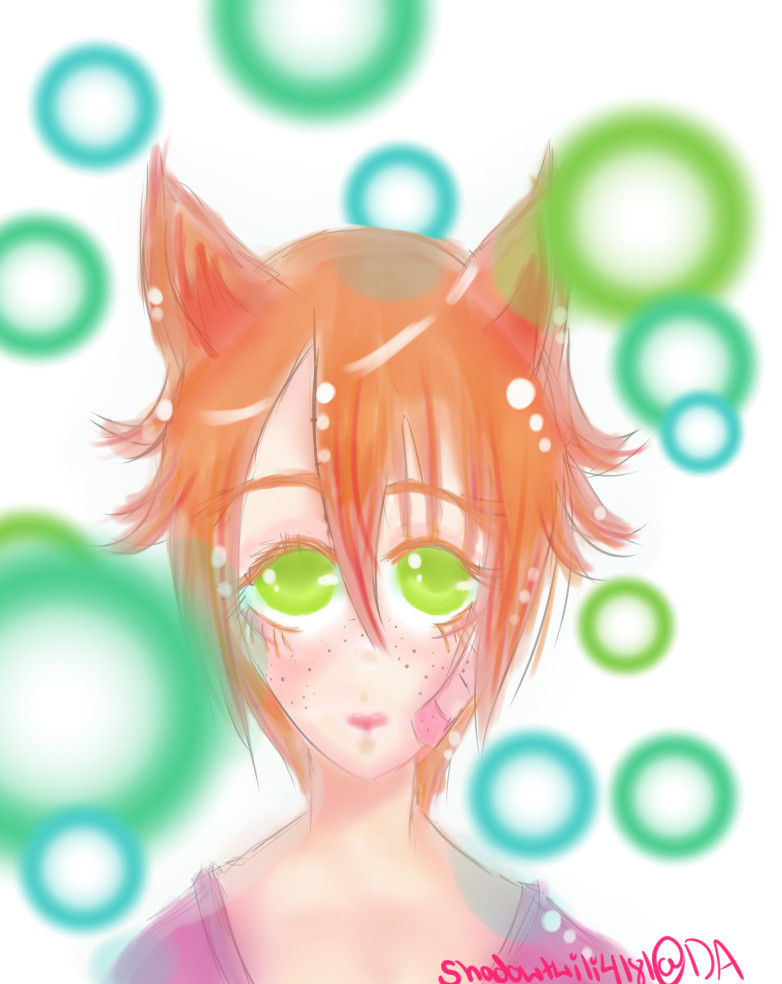Neko Fox Boy by Shadowtwili4181