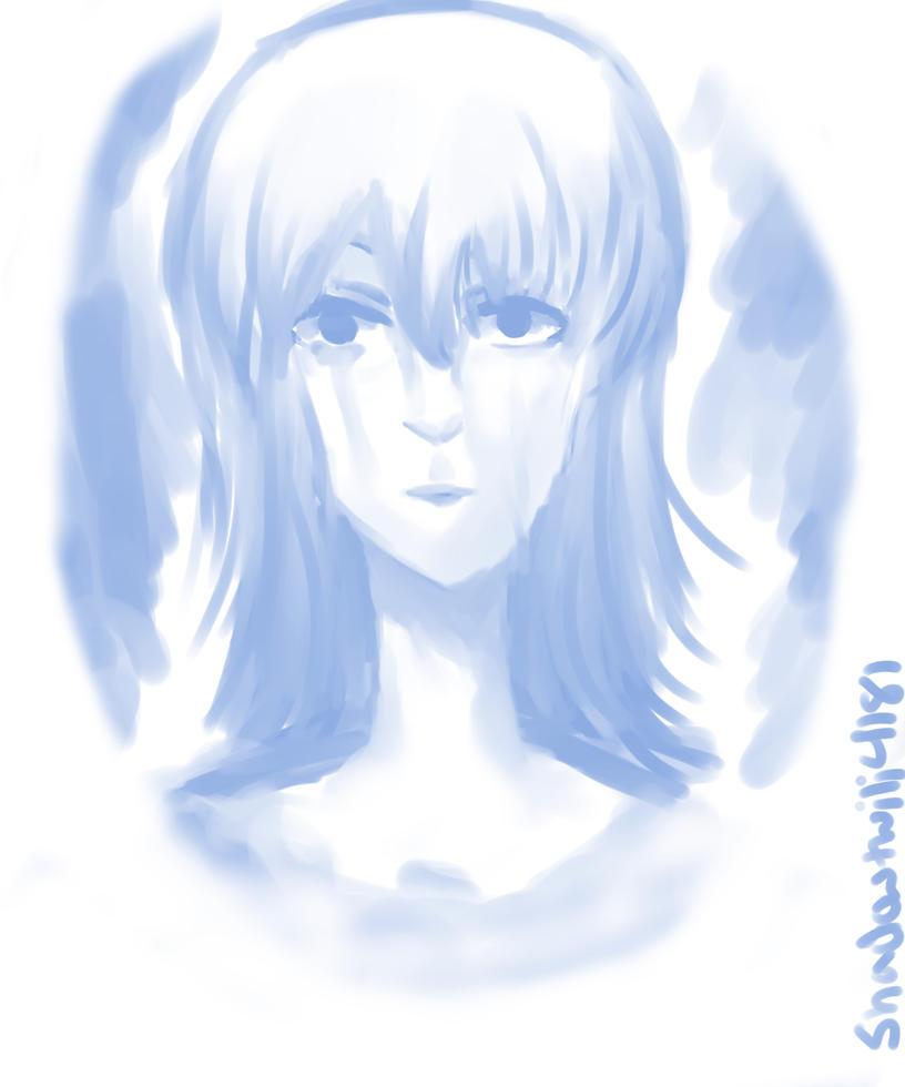 Feeling a bit blue by Shadowtwili4181