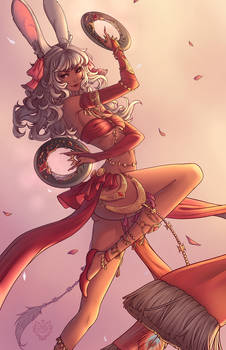 FFXIV Dancer
