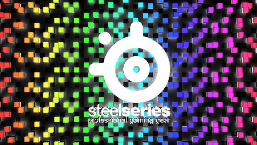 Steelseries Wallpaper Dark Rainbow By Barbaroid On Deviantart