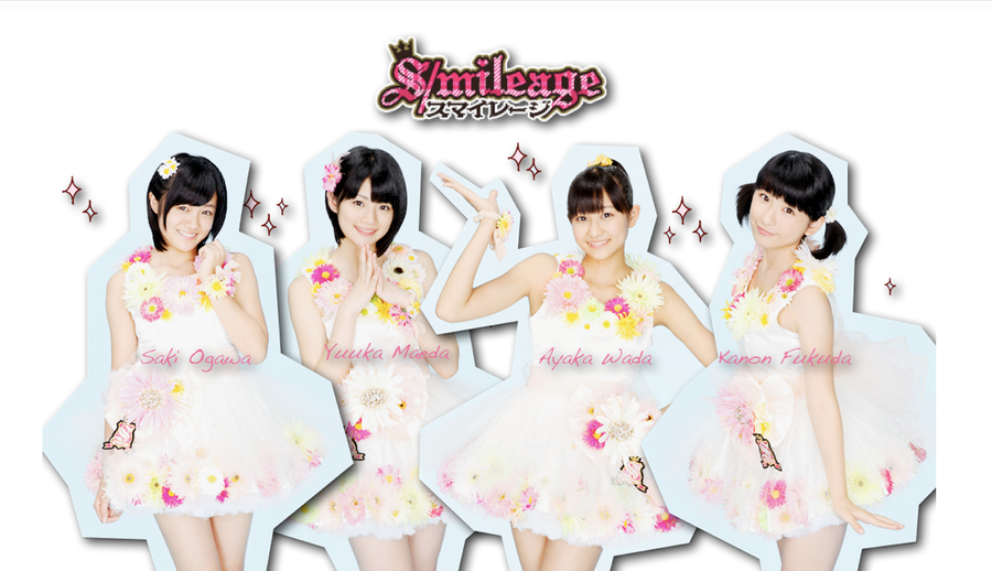 Smileage Wallpaper by MysteriousAmulet