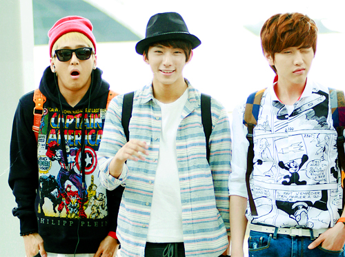B1A4 - Baro, Sandeul, Gongchan edit by MysteriousAmulet on ... B1a4 Sandeul And Baro