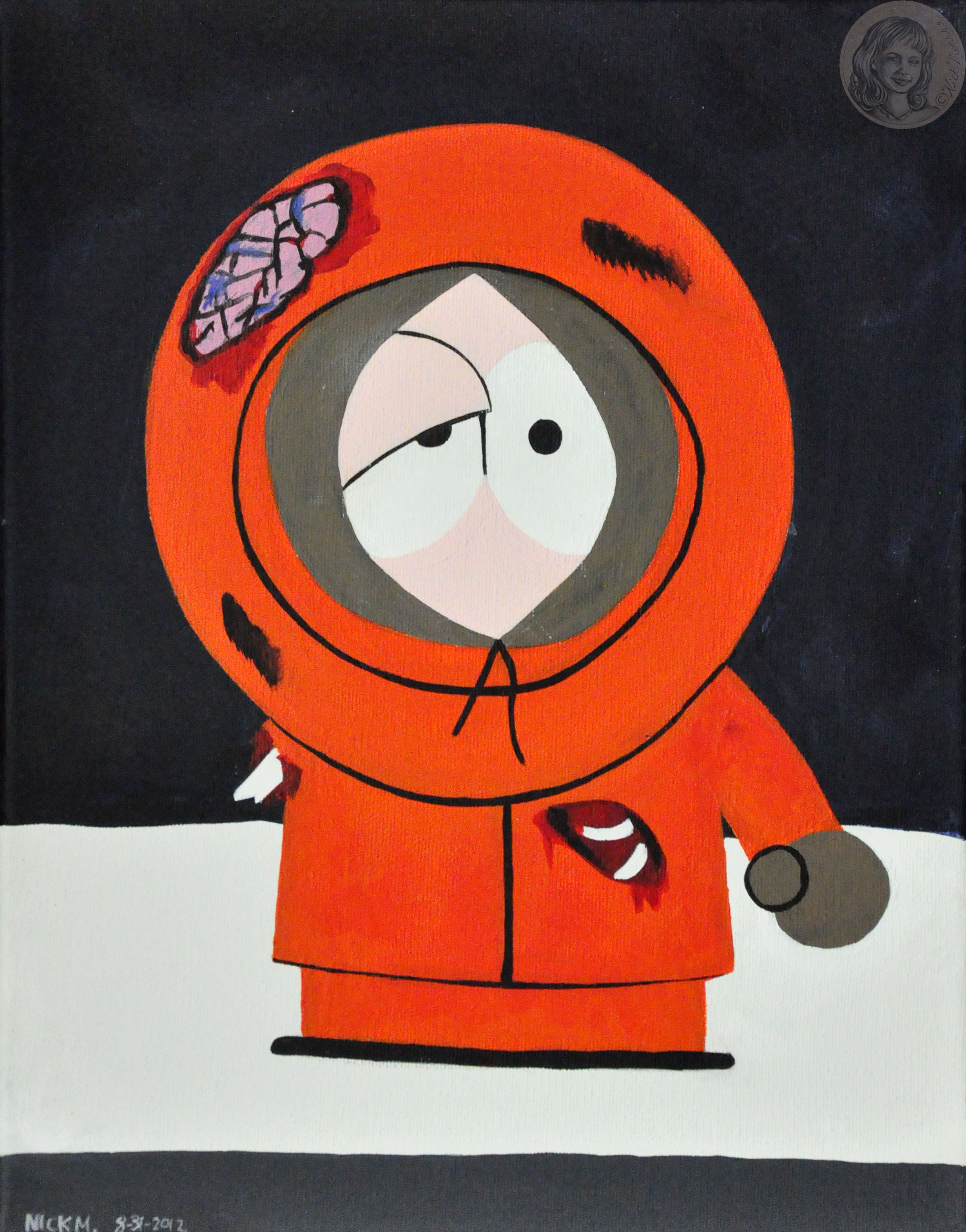 South park kenny dies - Pics of kenny from south park ...