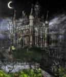 Castle of spooky stuff
