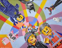 Lego movie by NickMears