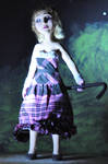Selinda- stop motion puppet