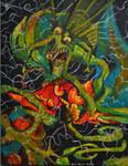 Green zapped by NickMears