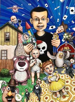 Toy Story villains