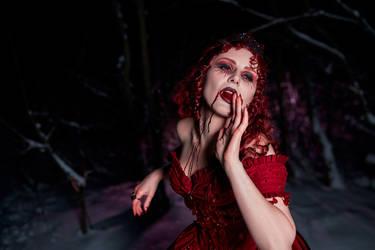 Sarah Chagal - Dance of the Vampires 13
