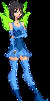 Mia, Fairy of Nature