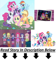 My Little Pony: Parallel Equestria Girls (PART 1)