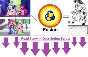 My Little Pony FiM/EQG: Friendship Fusion part 2 by No1MporXant
