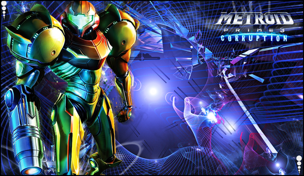 gallery for metroid prime 3 wallpapers