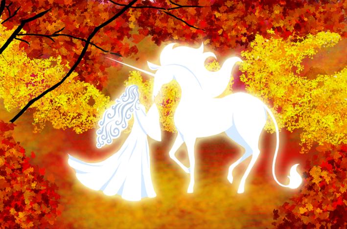 Autumn Light by AnandaLuzKaruna