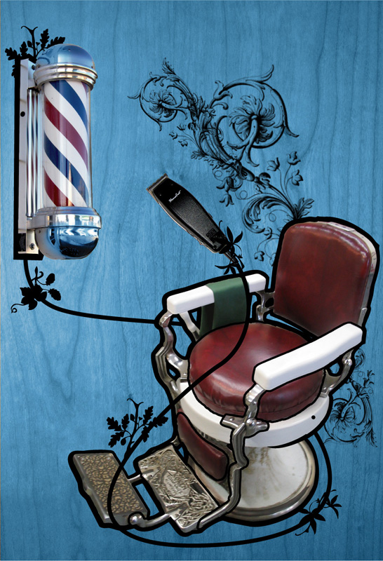 barber background - photo #25