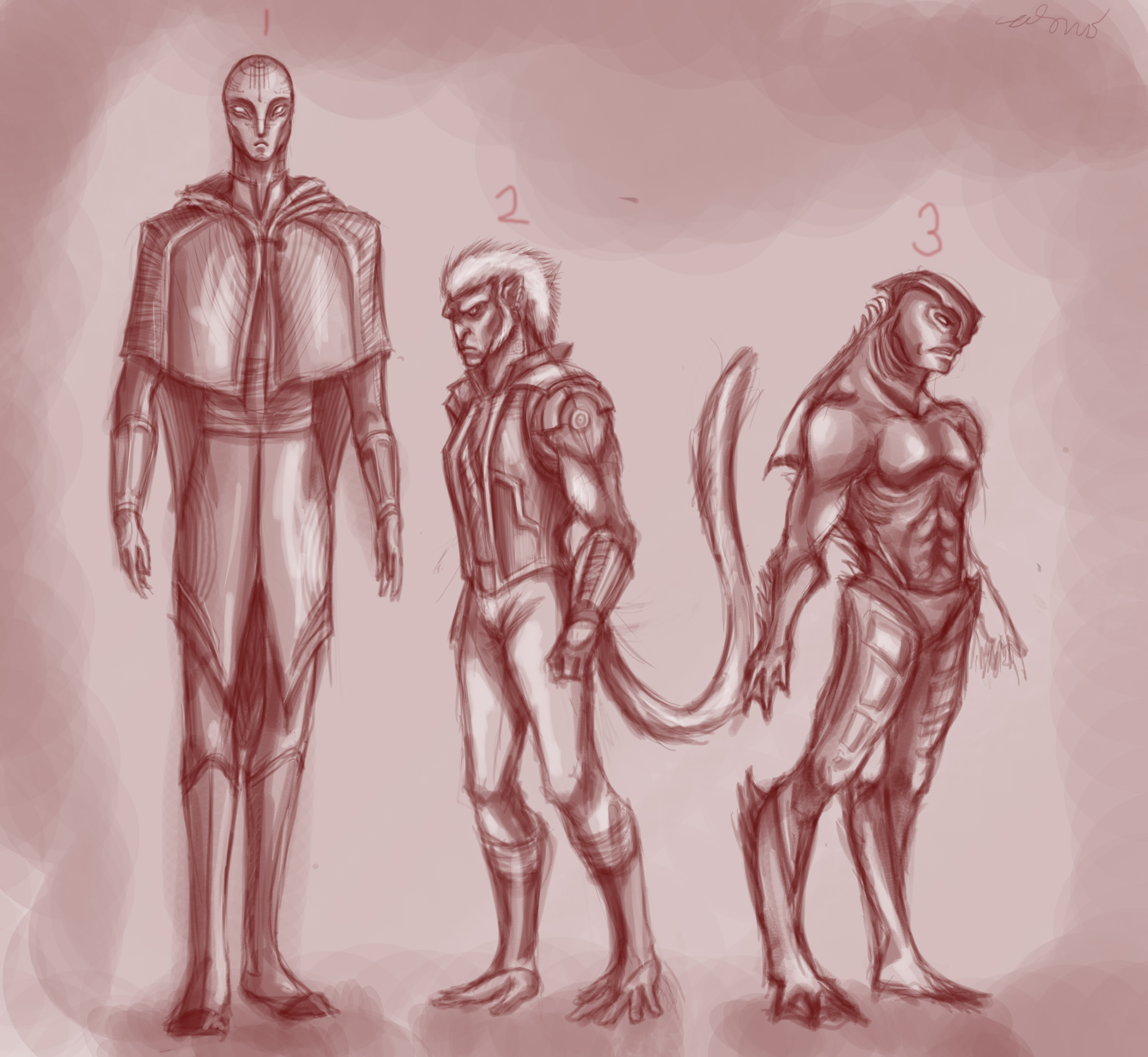 types of alien races pictures to pin on pinterest pinsdaddy