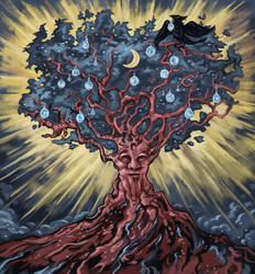 Tree of Souls by EvgenyOst