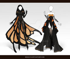 (CLOSED) Adoptable Outfit Auction 66-67