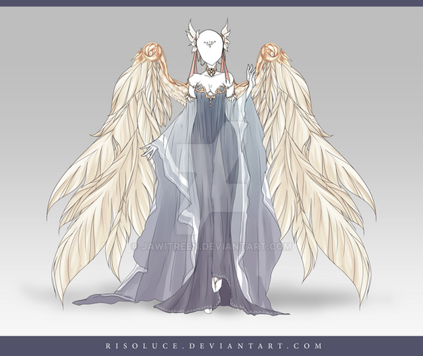 Closed Adoptable Outfit Auction 119 By Jawitreen On Deviantart
