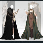 (CLOSED) Adoptable Outfit Auction 309-310