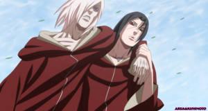 Naruto: Nagato and Itachi