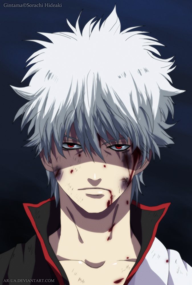 gintama otae and gintoki - photo #35