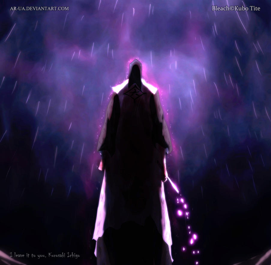 Bleach 513: Kuchiki Byakuya by AR-UA