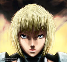 Claymore: Clare by AR-UA
