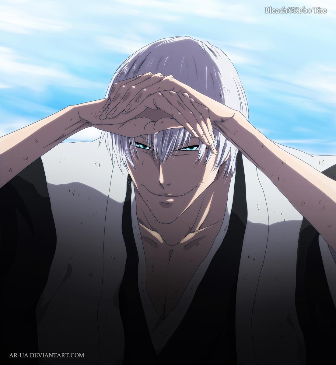 Bleach: Ichimaru Gin by AR-UA