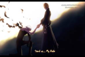 Bleach: Ichigo and Asauchi
