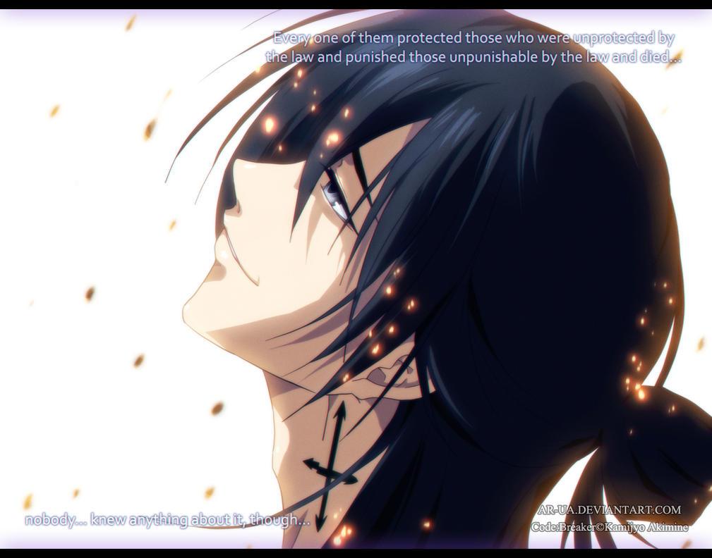Code:Breaker 30: Hitomi by AR-UA