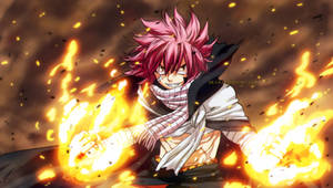 Fairy Tail: Natsu after 1 year