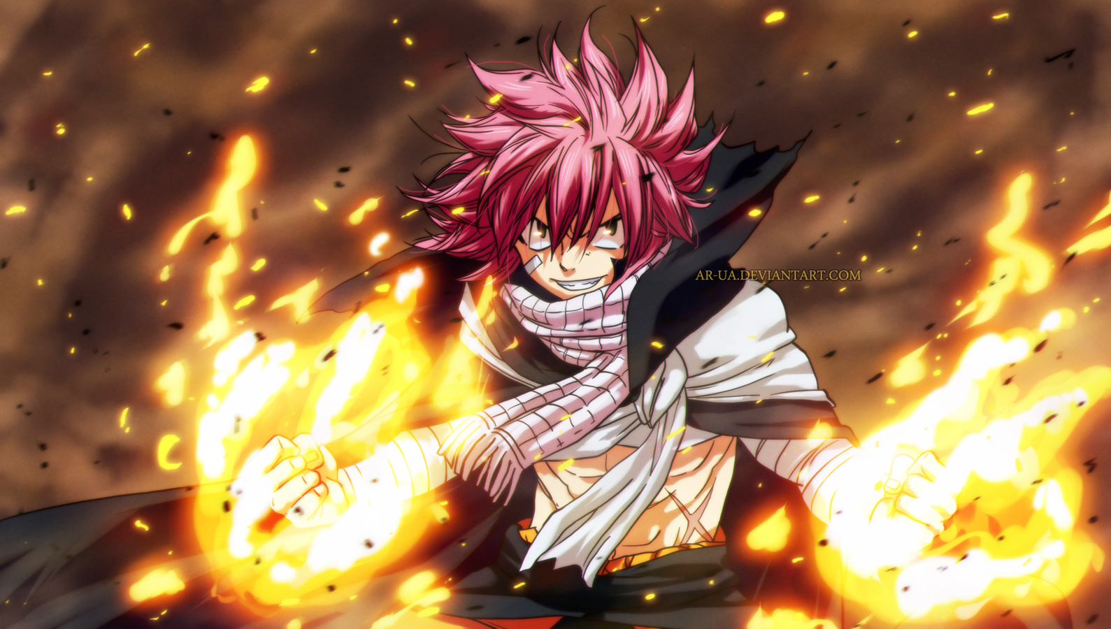 Favorite character outfit/designs? : fairytail