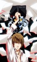 Death Note: KIRA by AR-UA