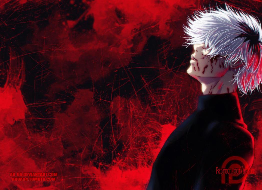 Tokyo Ghoul RE: 30: Kaneki Ken by AR-UA