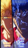 Aomine and Kise - Full Mode