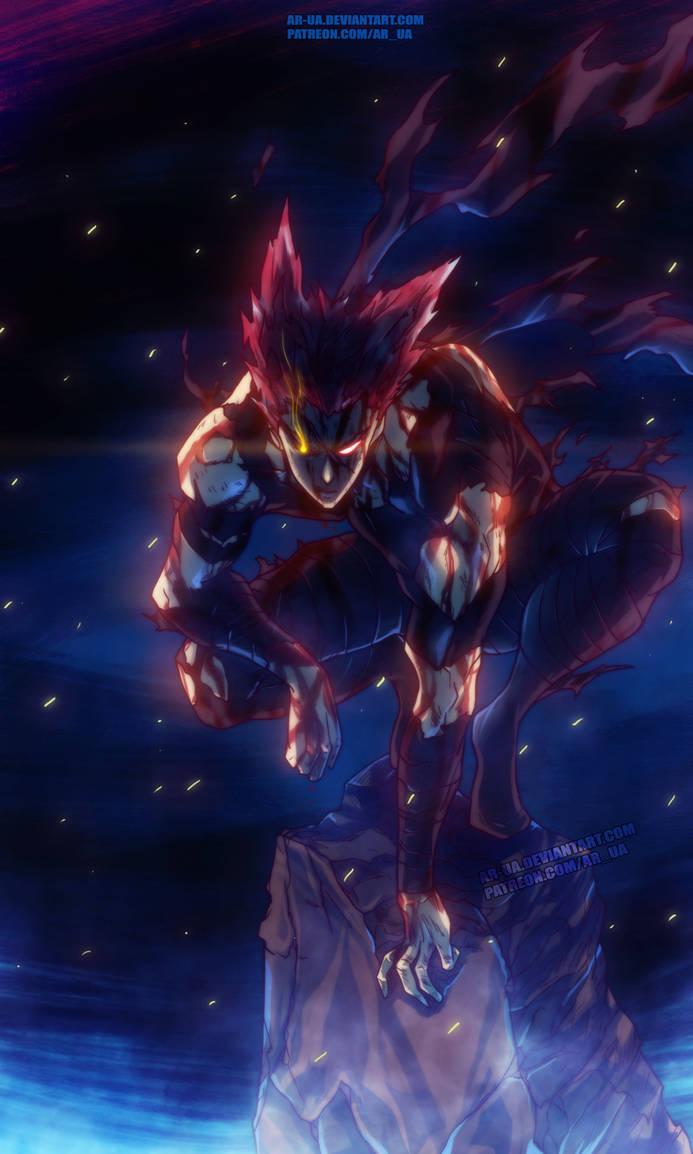One Punch-Man 133: Garou