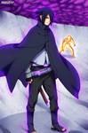 Boruto 37: Sasuke and Naruto